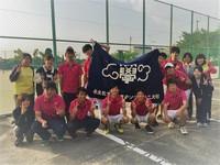 男女ソフトテニス部