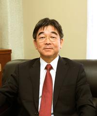 奈良教育大学長 加藤久雄