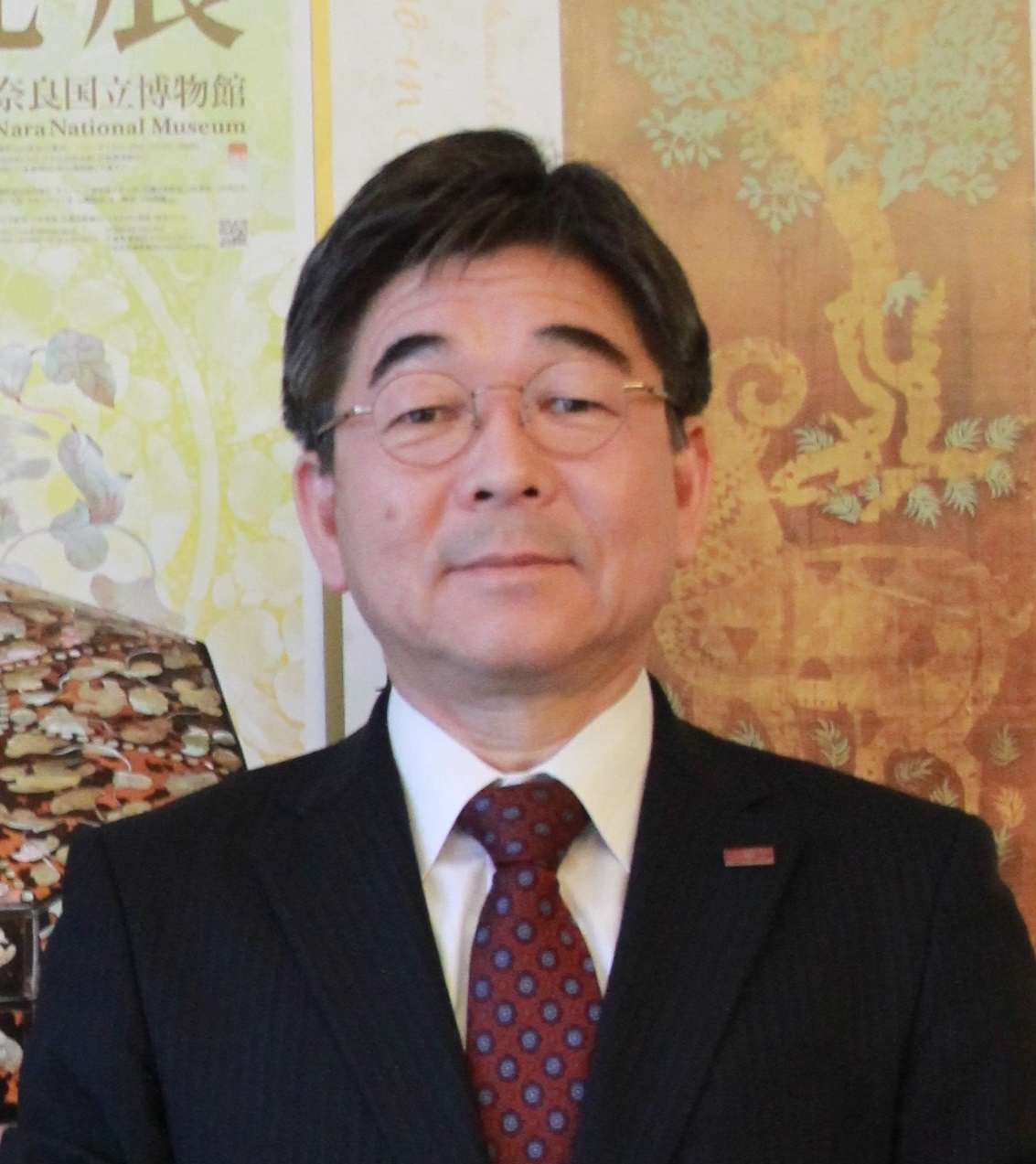 加藤久雄学長