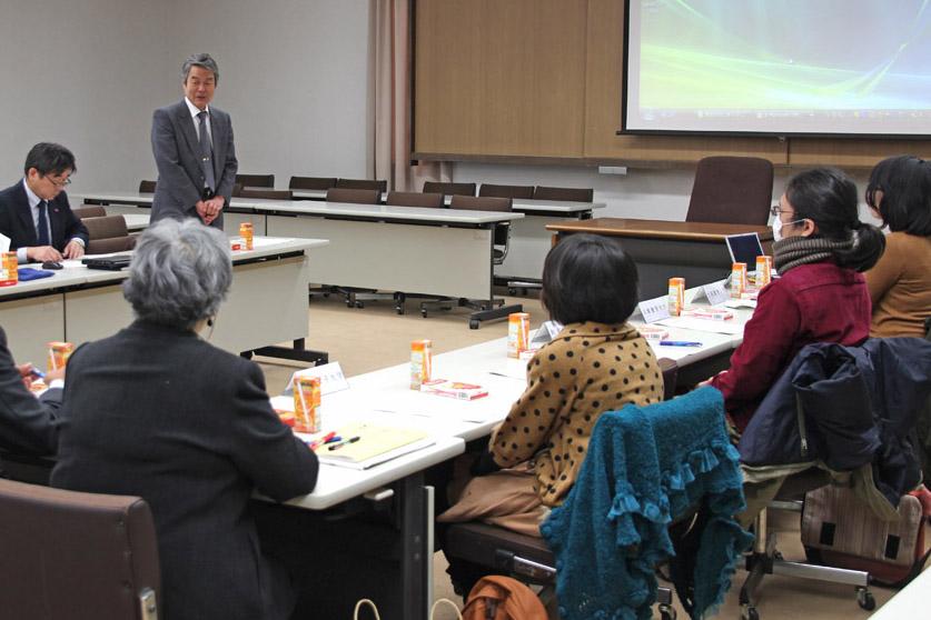 東北教育復興支援ボランティア報告・座談会1
