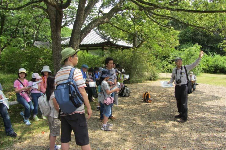 奈良の歴史ウォーク1