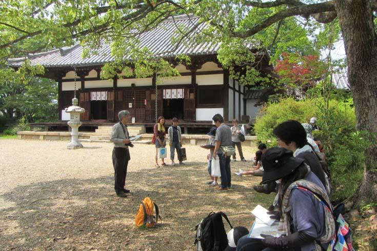 奈良の歴史ウォーク2